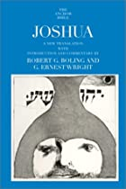 Joshua by Robert G. Boling
