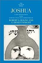 Joshua by Robert G. Boling