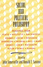 Social and Political Philosophy: Readings…