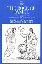 The Book of Daniel by Louis Francis Hartman