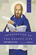 Introduction to the Devout Life by Saint…