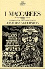 Goldstein, Jonathan: I Maccabees