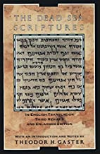 The Dead Sea Scriptures by Theodor Herzl…