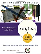 English Made Simple by Arthur Waldhorn