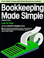 Bookkeeping Made Simple by Louis W. Fields