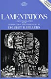 Delbert Hillers: Lamentations (Anchor Yale Bible Commentaries)