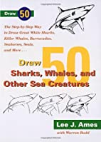 Draw 50 Sharks, Whales, and Other Sea…