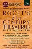 Kipfer, Barbara Ann: Roget's 21st Century Thesaurus (21st Century Reference)