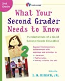 Hirsch, E.D.: What Your Second Grader Needs to Know: Fundamentals of a Good Second Grade Education
