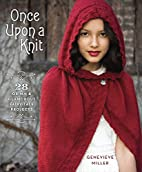 Once Upon a Knit: 28 Grimm and Glamorous…