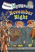 November Night by Ronald Roy