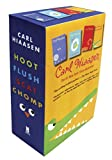 Hiaasen, Carl: Hiaasen 4-Book Trade Paperback Box Set (Chomp, Flush, Hoot, Scat)