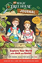 My Magic Tree House Journal (A Stepping…