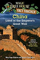 Magic Tree House Fact Tracker #31: China:…