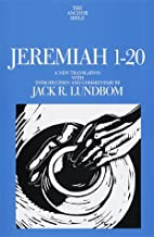 Jeremiah 1-20: A New Translation with…