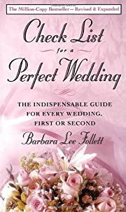 Check List for a Perfect Wedding by Barbara…