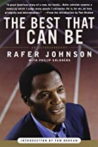 Best That I Can Be by Rafer Johnson