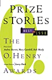 Dark, Larry: Prize Stories 1998