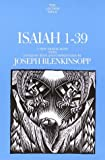 Blenkinsopp, Joseph: Isaiah 1-39 : A New Translation with Introduction and Commentary