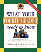 What Your Fourth Grader Needs to Know,…