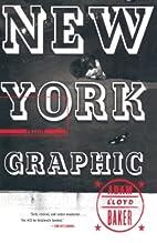 New York Graphic by Adam Lloyd Baker