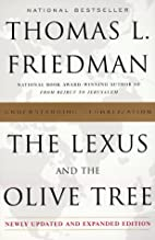 The Lexus and the Olive Tree: Understanding…
