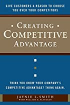 Creating Competitive Advantage: Give…