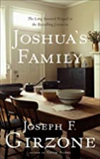 Joshua's Family: The Long-Awaited Prequel to…