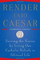 Render Unto Caesar: Serving the Nation by…