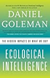 Goleman, Daniel: Ecological Intelligence: The Hidden Impacts of What We Buy