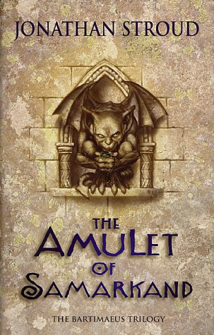 Cover of The Amulet Of Samarkand by Jonathan Stroud