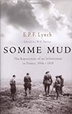 Somme Mud by E. P. F. Lynch