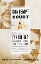 Contempt of Court: The Turn-of-the-Century…