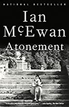 Atonement: A Novel by Ian McEwan