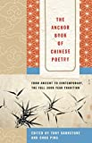 Barnstone, Tony: The Anchor Book of Chinese Poetry