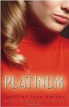 Platinum by Jennifer Lynn Barnes