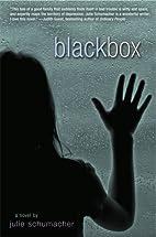 Black Box by Julie Schumacher