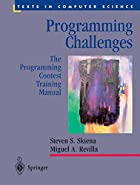 Programming Challenges by Steven S. Skiena