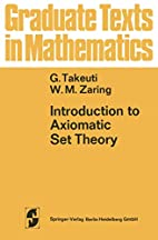 Introduction to Axiomatic Set Theory by…