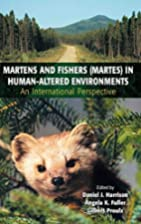 Martens and Fishers (Martes) in…