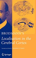 Brodmann's: Localisation in the…