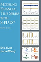 Modeling Financial Time Series with S-PLUS®…