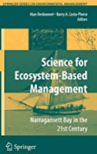Science of Ecosystem-based Management:…