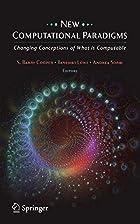 New Computational Paradigms: Changing…