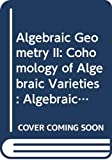 Shafarevich, I.R.: Algebraic Geometry II: Cohomology of Algebraic Varieties Algebraic Surfaces
