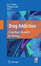 Drug Addiction: From Basic Research to…