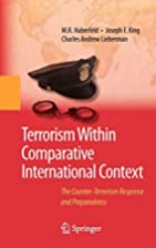 Terrorism Within Comparative International…