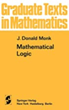 Mathematical Logic (Graduate Texts in…