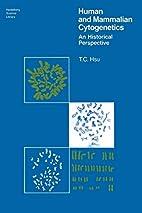 Human and mammalian cytogenetics : an…