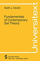 Fundamentals of contemporary set theory by K…